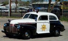 Vintage Police Cars (48 Photos) – 791zero Network