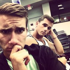 Ethan and Mark Mark And Ethan, Love Ya, I Wish I Had, Love Life, Youtubers, Relationship, Guys, Couple Photos, Face