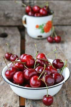 - Art :Fruit and Vegetables - Fruit And Veg, Fruits And Vegetables, Fresh Fruit, Delicious Fruit, Tasty, Yummy Food, Fruits Photos, Fruit Picture, Cherries Jubilee