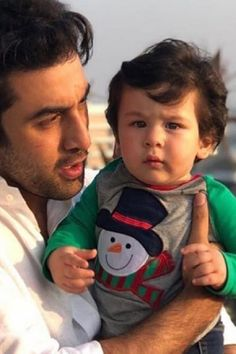 In Flashback Friday, we take you back in time when Kareena Kapoor Khan and Saif Ali Khan's little munchkin, Taimur Ali Khan spent time with his mamu Ranbir Kapoor. Check it out. Taimur Ali Khan, Saif Ali Khan, Shahrukh Khan, Kareena Kapoor Khan, Ranbir Kapoor, Bollywood Stars, Bollywood News, Bollywood Actress, Happy Pictures