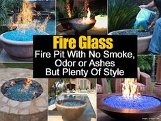 Fire Glass Fire Pit Guide