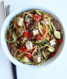 Warm Up on a Cold Night With This Low-Carb Stir-Fry