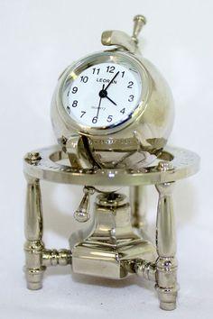 Mini Globe Timepiece