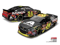 One of the paint schemes that Jeff Gordon will run in the 2014 Nascar Sprint Cup Season