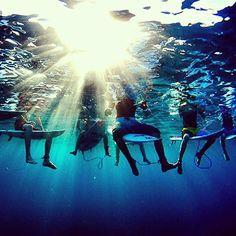 Photo of the Day: Fiji. Photo: @morganmaassen #surfer #surferphotos