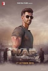 Ratings: Genre(s): Action, Thriller Directed By: Siddharth Anand Released On: 2 October 2019 Star Cast: Hrithik Roshan, Tiger Shroff, Vaani Kapoor New Movies, Hindi Movies, Bollywood Movies, War Movie, Download Movies, War Movies, Movies Online, Movies To Watch Online, Hrithik Roshan Hairstyle
