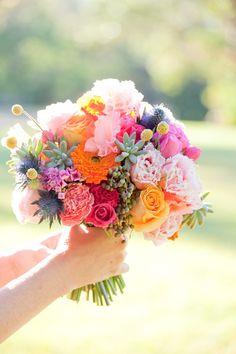 40 Fabulous Wedding Bouquets from DC Florists - WeddingWire.com