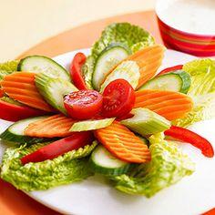 Salads for Kids: Pinwheel Salad (via Parents.com)
