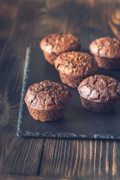 5 Haferflocken-Muffin-Rezepte - Vida no fit, pero deliciosa - Muffins Healthy Cupcakes, Healthy Vegan Desserts, My Recipes, Cooking Recipes, Deli Food, Pastry And Bakery, Chocolate Muffins, Sweet Breakfast, Desert Recipes