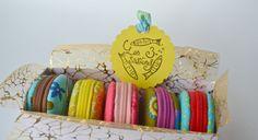 Couture - Comment réaliser un porte-monnaie macaron avec des matériaux de récup