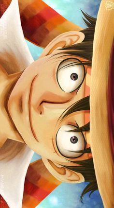One piece Monkey D Luffy artso cool Onepiece MonkeyDLuf Manga Anime, Fanarts Anime, Anime One, Anime Characters, Manga Girl, Anime Girls, One Piece Comic, One Piece Fanart, One Piece Anime