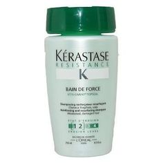 Kerastase Bain De Force Shampoo 8.5 oz All Hair Types * Check out this great product.