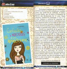 Matéria sobre mim e sobre o meu livro na revista de Bairro O JK