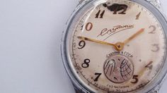 SPUTNIK CHISTOPOL very rare Soviet wrist watch by OldGoodTimes, $89.00