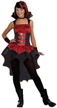 Spooky Royal V&ire Costume..! New Royal V&ire Teen Costume for Halloween  sc 1 st  Pinterest & 10 year old girl halloween costume - Google Search | Holween ...