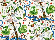 Josef Franc strange bird