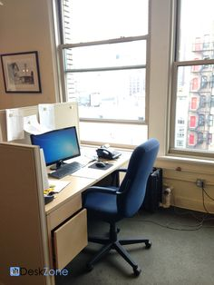 Office plus 1-3 Desks Available for Rent in 54 West 21st Street -   1 office (interior but with great light) and 1-3 desks available for share with a creative firm. Space has great NYC view including the Empire State Building. Space best suited for a quiet company.  $980 for the office and $490 for each desk. 1-3 available.
