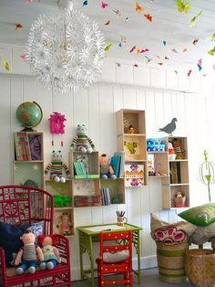 Дизайн потолка в детской комнате: 50 фото самых оригинальных идей