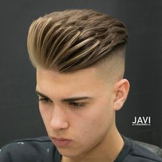 javi_thebarber_ high fade medium hairstyle for men  #menshairstyles #menshaircuts #menshair #hairstylesformen #haircuts #fades #fadehaircuts #fadehaircut #coolhaircuts #newhaircuts #menshairstyles 2017
