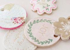 100均素材で簡単DIY!紙粘土で作るサンキュータグ
