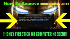 cool AMAZON FIRETV SPINZTV POP UP REMOVAL 1.18 & 1.19 NO COMPUTER NEEDED KODI 16 Check more at http://gadgetsnetworks.com/amazon-firetv-spinztv-pop-up-removal-1-18-1-19-no-computer-needed-kodi-16/