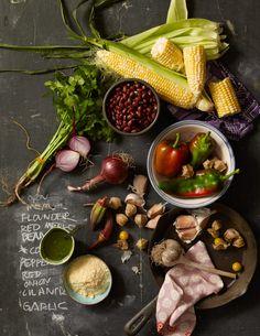 WHOLE FOODS ORGANIC beth galton photo aj battifarano food bette blau styling