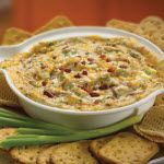 Are you a bacon lover? Well if so this dip will be perfect for you! This delicious dip is easy to make & sure to be a party favorite!