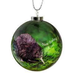 Christmas Baubles, Christmas Decorations, Xmas, Holiday Decor, Kiwi Bird, Ferns, Are You Happy, Forget, In This Moment