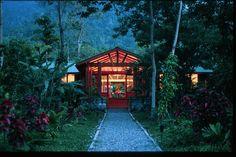 Why #Honduras should be your next #islandgetaway (Photo: Lodge at Pico Bonito)
