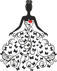 Wedding Silhouette CDR File,wedding file,wedding vector,vector we Wedding Silhouette, Silhouette Clip Art, Woman Silhouette, Silhouette Design, Art Quilling, Quilling Patterns, Quilling Designs, Afrique Art, Easter Art