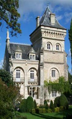 Chateau - Poitou-Charentes - 15 acres of gardens, private pool, trout stream, 13th century