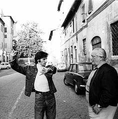 Gades y Alberti en Roma