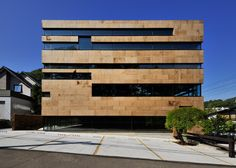 HIGO, Sapporo, Hokkaido, Japan, by Nakayama Architects. World Architecture Festival awards 2015 day one winners