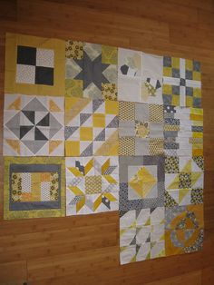 Farmers wife quilts blocks.