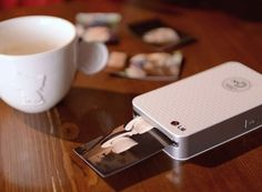 LG Pocket Photo Mobile Printer / This Pocket Photo from LG is a smart and wireless mobile printer Gadgets And Gizmos, New Gadgets, Electronics Gadgets, Technology Gadgets, Cool Gadgets, Sprocket Photo Printer, Portable Photo Printer, Mobile Printer, Tech Toys