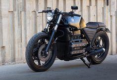 ϟ Hell Kustom ϟ: BMW K100 By Greasy Bobber Speed Shop