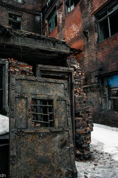 Door to nowhere, St. Petersburg, Russia * Lost | Forgotten | Abandoned | Displaced | Decayed | Neglected | Discarded | Disrepair |