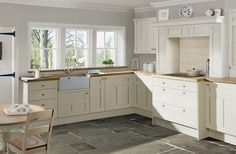 Tetbury Creamware Kitchen by Laura Ashley