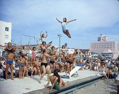 Muscle Beach, Los Angeles