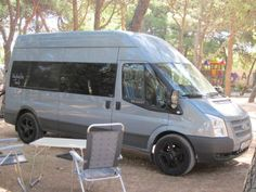 5 Ingenious European Camper In A Box Designs Windows & Awning Ford Conversions | Transit Conversion ...