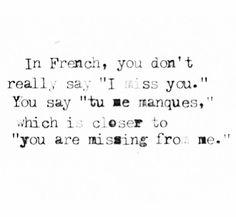I miss you ❥