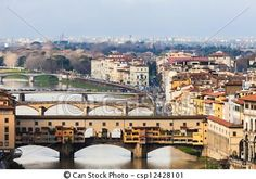 Stock Photo - Florence, View Of Ponte Vecchio - stock image, images, royalty free photo, stock photos, stock photograph, stock photographs, picture, pictures, graphic, graphics