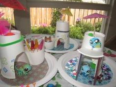 littlest pet shop party idea