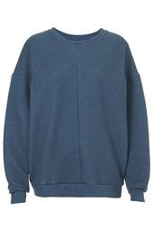 Directional Ribbed Sweat by Boutique