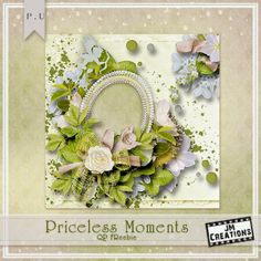 JM Creations: Priceless Moments Collection + QP Freebie - june 2014