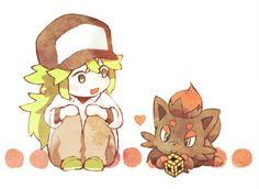 Zorua & N