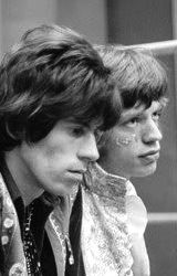 Glimmer Twins Mick & Keith