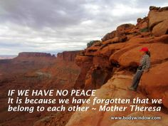 Love the unifying beauty of the Island in the Sky, Utah, part of the Canyonlands National Park.