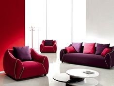 Papillon Modern Sofa Set