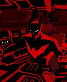 This will alwuays be my fave batman. Batman Beyond Batman Poster, Batman Comic Art, Gotham Batman, Im Batman, Superman, Batman Robin, Catwoman, Batgirl, Bruce Timm